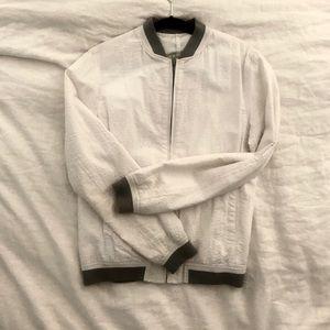 Like new Zara Man light weight zip up jacket